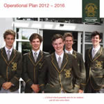 Operational Plan 2012 - 2016 - Cover