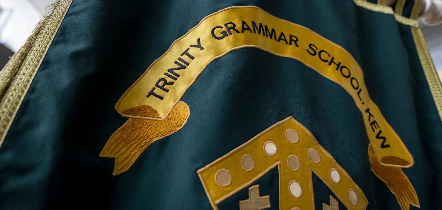 Trinity Grammar Banner