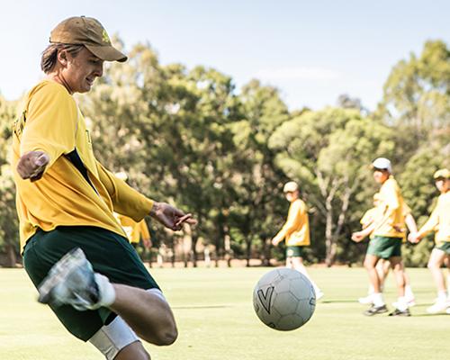Trinity Sports Program - Soccer